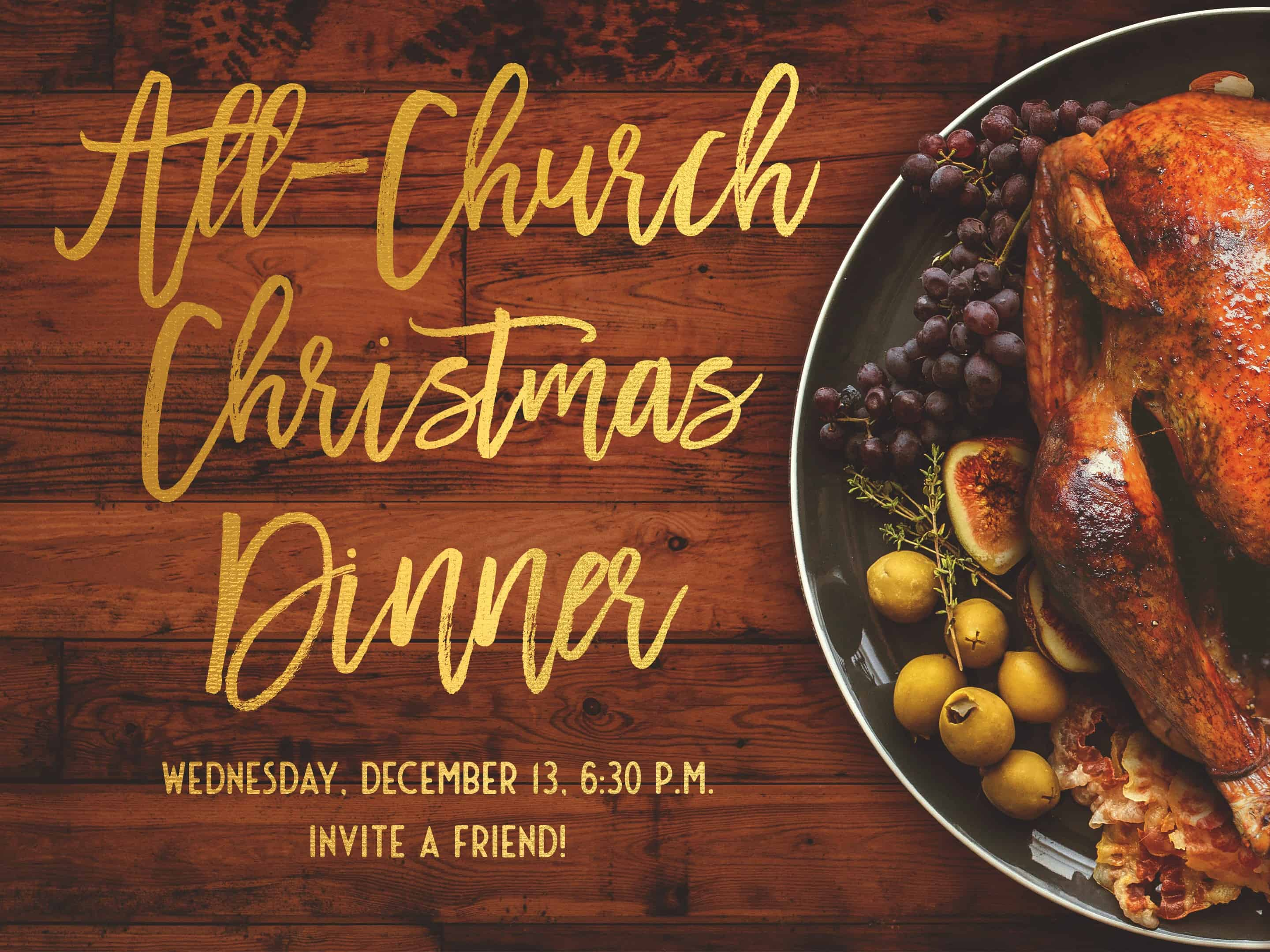 Church Christmas Dinner.All Church Christmas Dinner Gfa Online